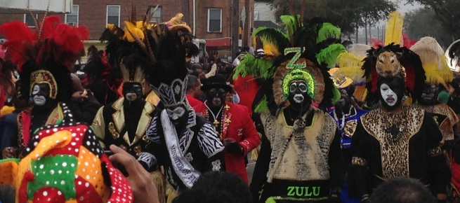 Krewe of Zulu