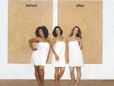 One of Dove's criticized ads
