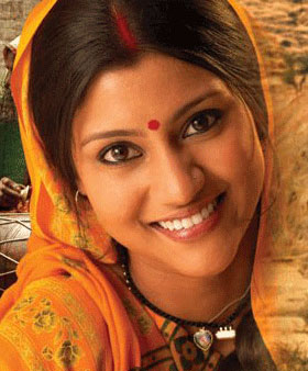 Actress Konkona Sen Sharma