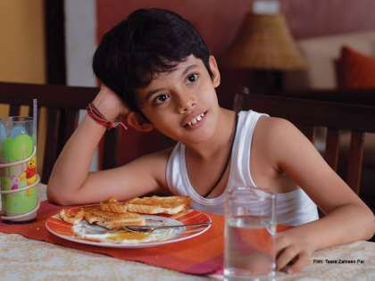 Darsheel Safary as Ishaan