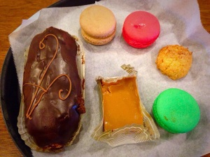 Ultimate sweet treats at Amelie's French bakery